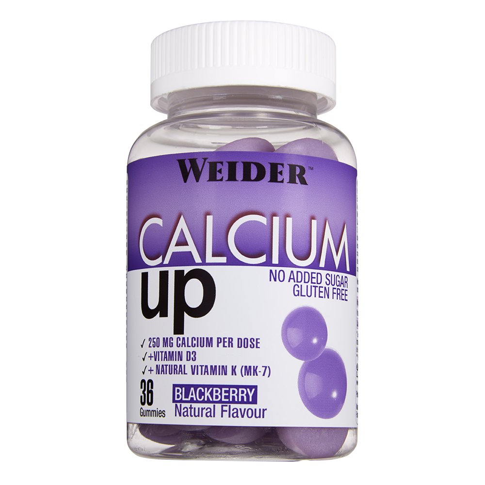 Weider Nutrition Calcium Up 36 r.t.