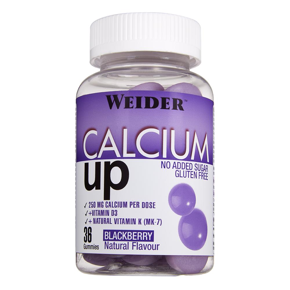 Weider Nutrition Calcium Up 36 r.t.