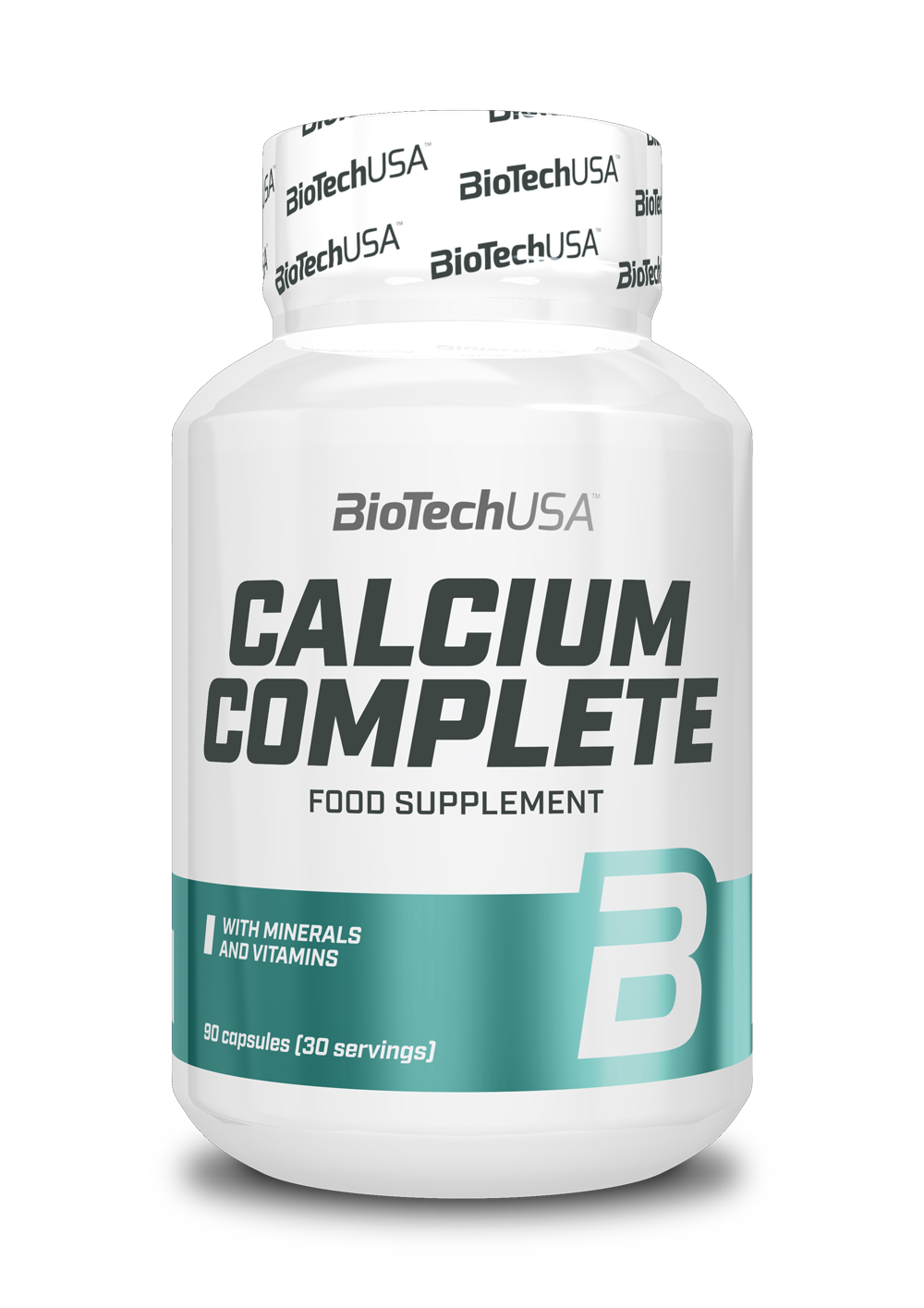 BioTech USA Calcium Complete 90 kap.