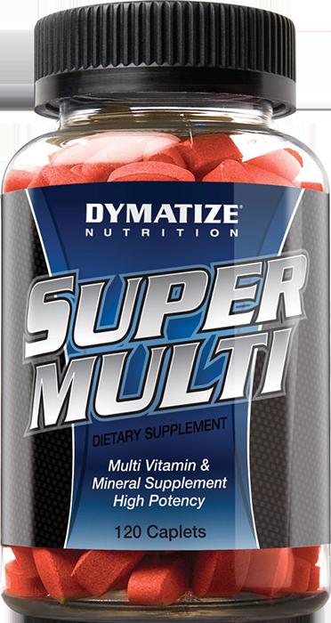 Dymatize Super Multi 120 kap.