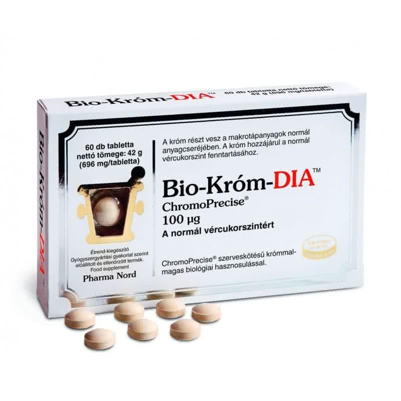 Pharma Nord Bio-Króm-DIA 60 tab.