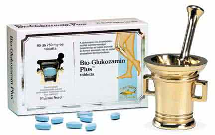 Pharma Nord Bio-Glukozamin Plus (Mega) 90 tab.