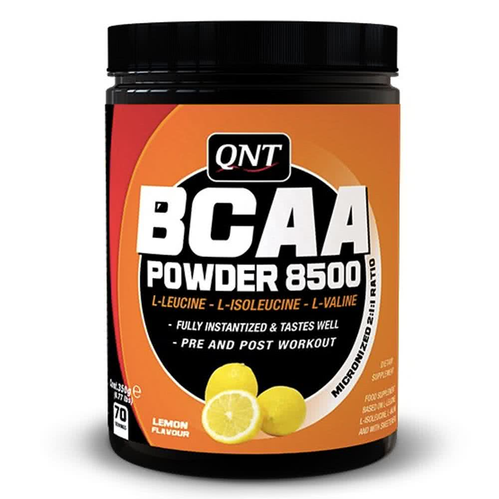 QNT Sport BCAA 8500 Powder 350 gr.