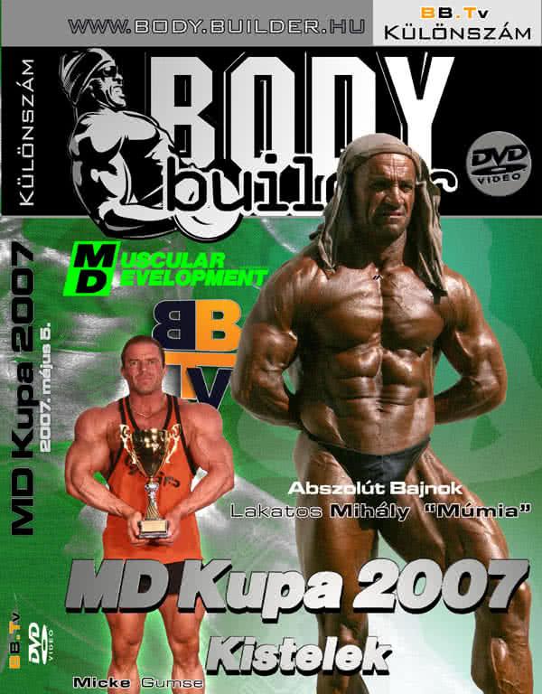 Body.Builder MD-Kupa Kistelek 2007