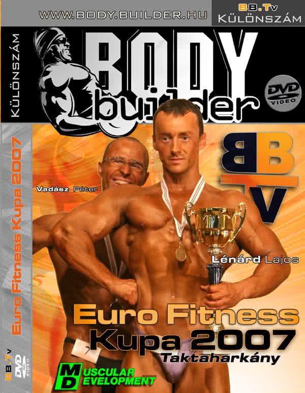 BodyBuilder MD-Euro-Fitness Kupa 2007