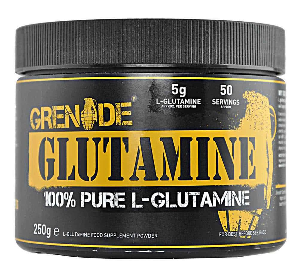 Grenade Greande Glutamine 250 gr.
