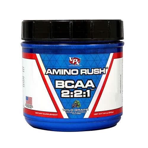 VPX Supplements Amino Rush BCAA 2:2:1 210 gr.