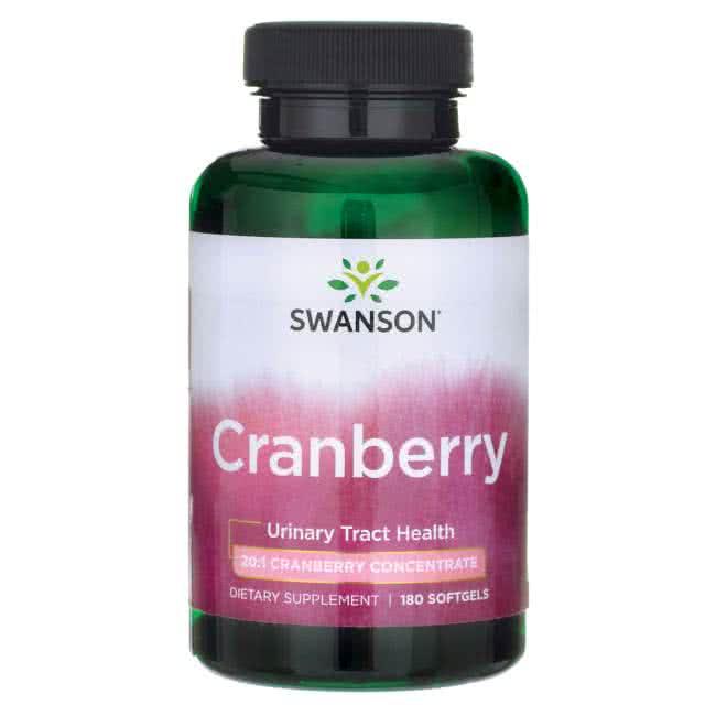 Swanson Cranberry (vörös áfonya) 180 g.k.