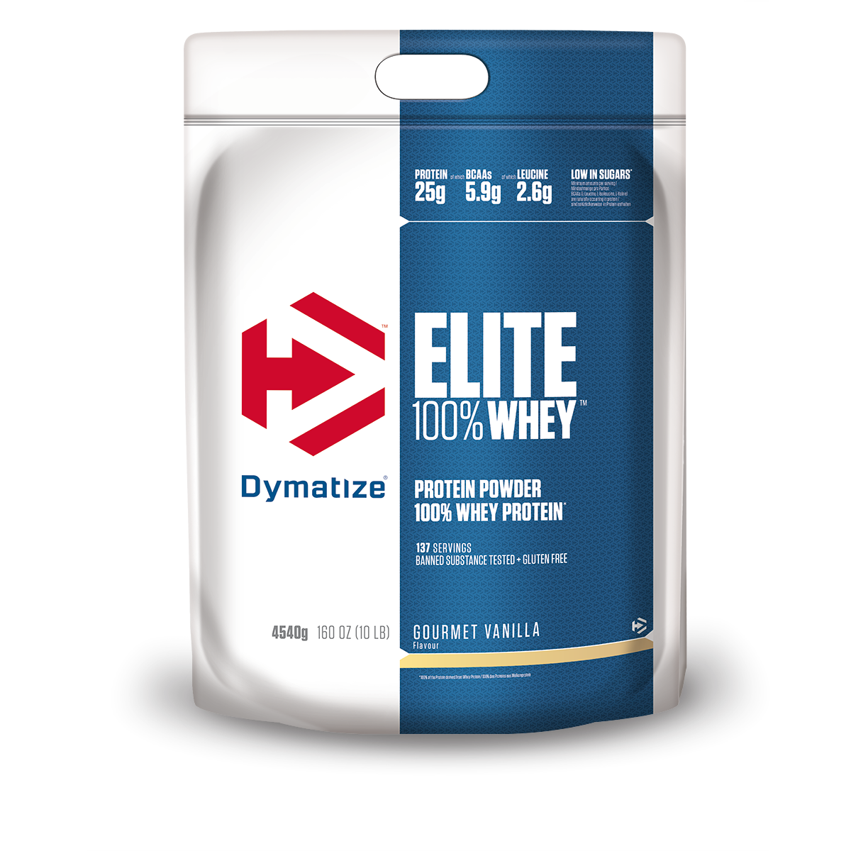 Dymatize Elite Whey 4,536 kg