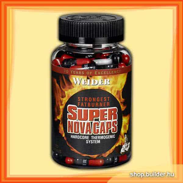 Weider Nutrition Super Nova Caps 120 kap.