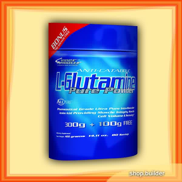 Inner Armour L-Glutamine 400 gr.