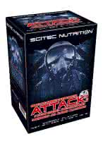 Scitec Nutrition Attack! 2.0 (25x10 g)