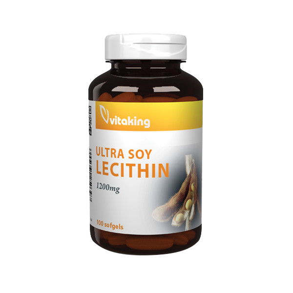 VitaKing Ultra Soy Lecithin 100 g.k.