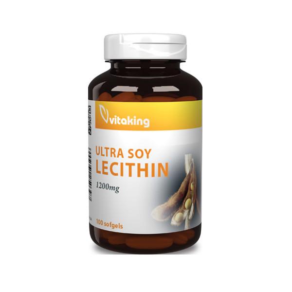 VitaKing Ultra Soy Lecithin 100 g.k.