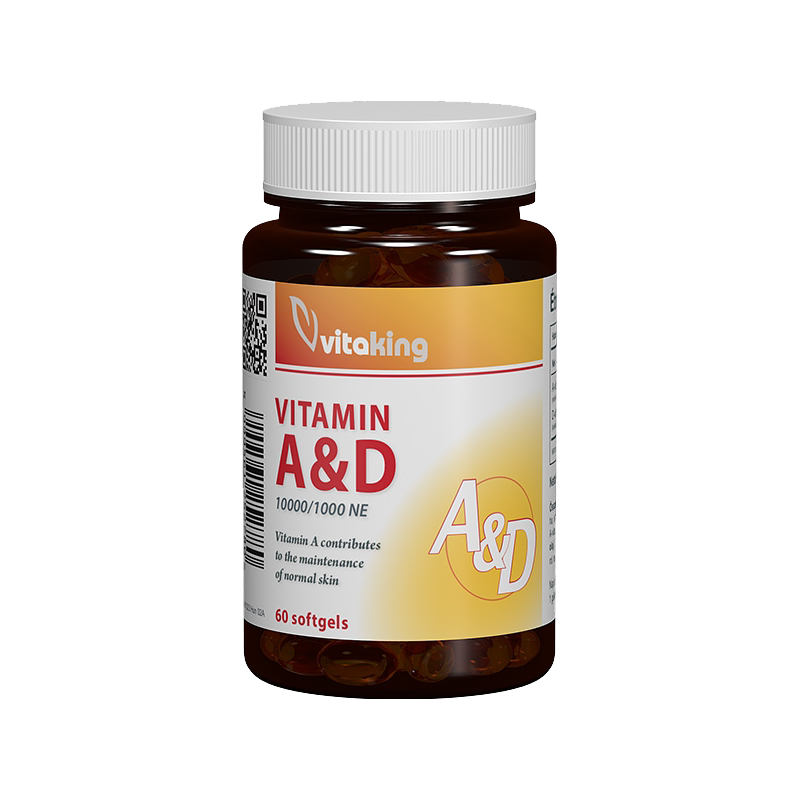 VitaKing Vitamin A&D 60 g.k.