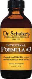 Dr. Schulze Dr.Schulzes Formula#3 120 ml