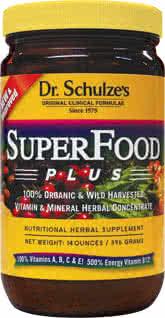 Dr. Schulze Dr.Schulzes SuperFood Plus 396 gr.