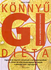 Könyvek/Magazinok Könnyű GI diéta