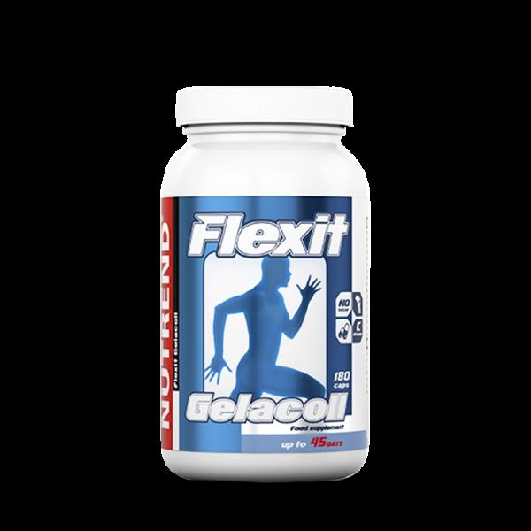 Nutrend Flexit Gelacoll Caps 180 kap.