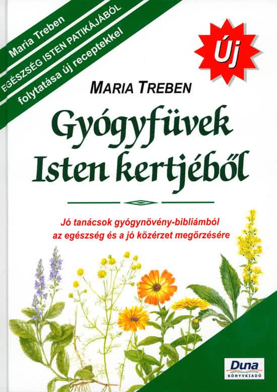 Könyvek/Magazinok Gyógyfüvek Isten kertjéből