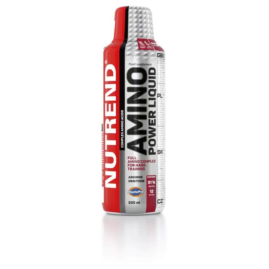 Nutrend Amino Power Liquid 0,5 lit