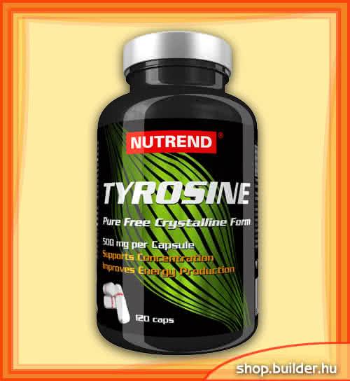 Nutrend Tyrosine 120 kap.