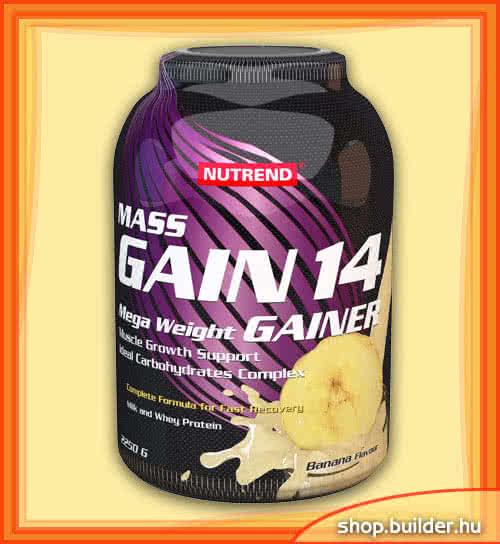 Nutrend Mass Gain 14 2,25 kg