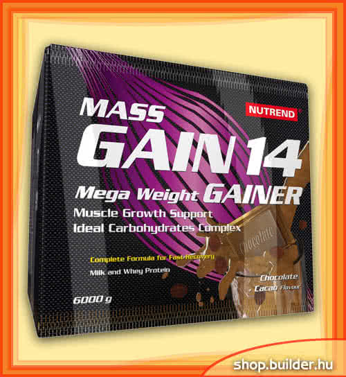 Nutrend Mass Gain 14 6 kg