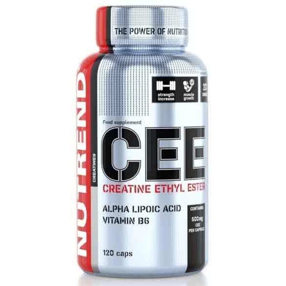 Nutrend Creatine Ethyl Ester 120 kap.