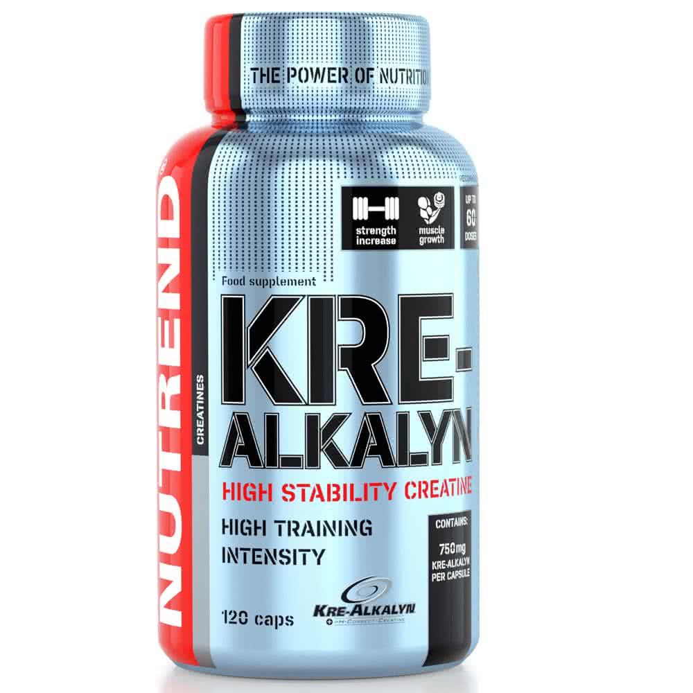 Nutrend Kre-Alkalyn® 1500 120 kap.