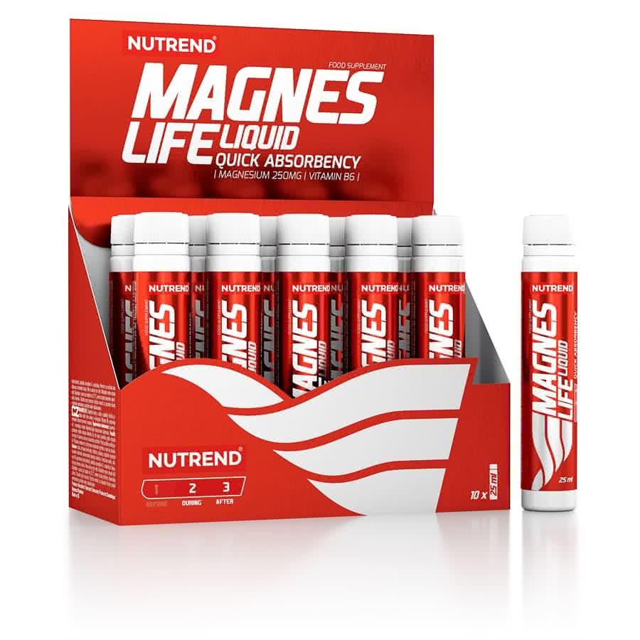 Nutrend MagnesLife 10x25 ml