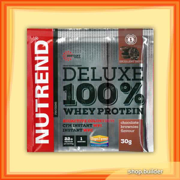 Nutrend Deluxe 100% Whey Protein 30 gr.