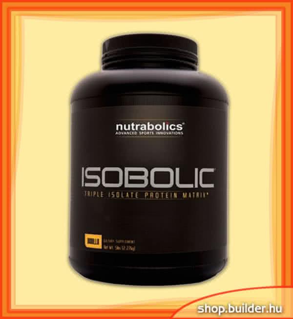 Nutrabolics Isobolic 2,27 kg