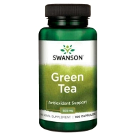 Swanson Green Tea (100 kap.)