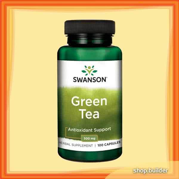Swanson Green Tea 100 kap.