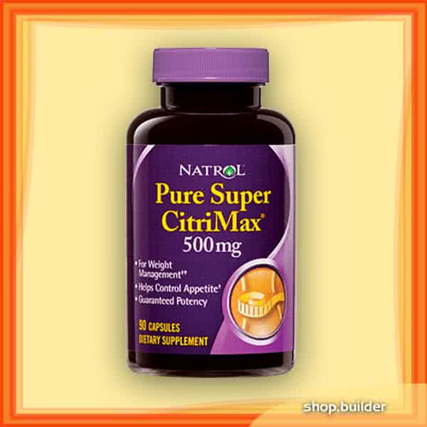 Natrol Pure Super CitriMax 90 tab.