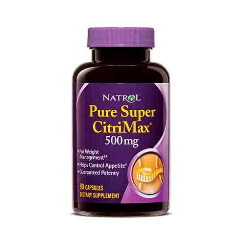 Natrol Pure Super CitriMax 90 tab.