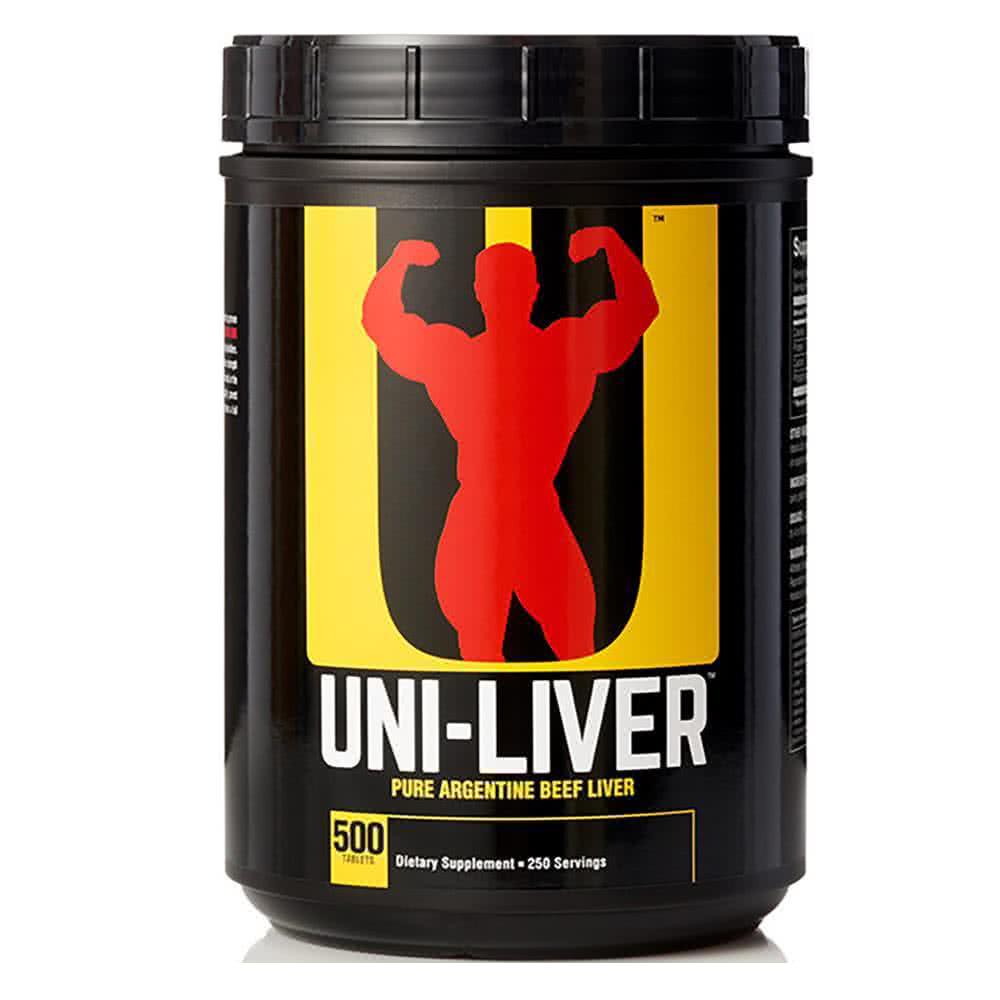 Universal Nutrition Uni-Liver 500 tab.