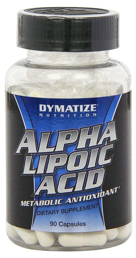 Dymatize Alpha Lipoic Acid 90 kap.