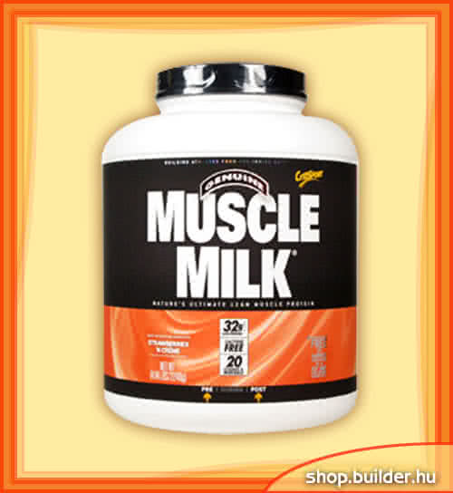 CytoSport Muscle Milk 2,240 kg