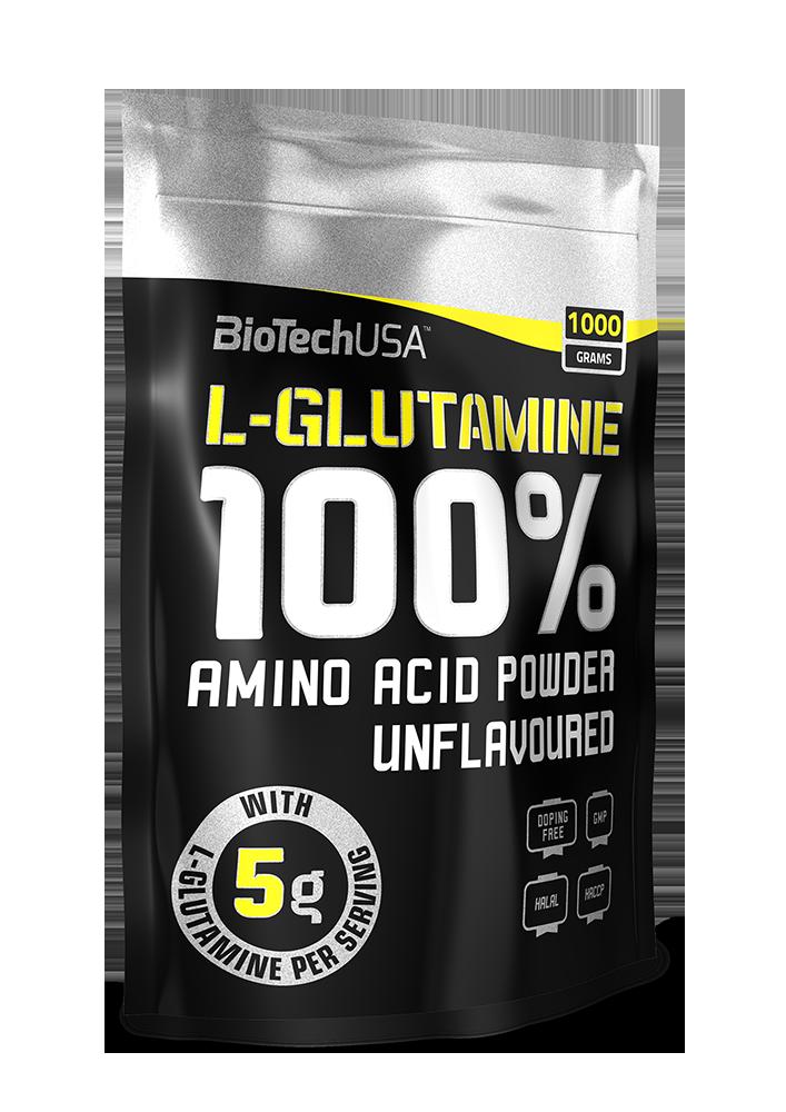BioTech USA L-Glutamine 1000 gr.