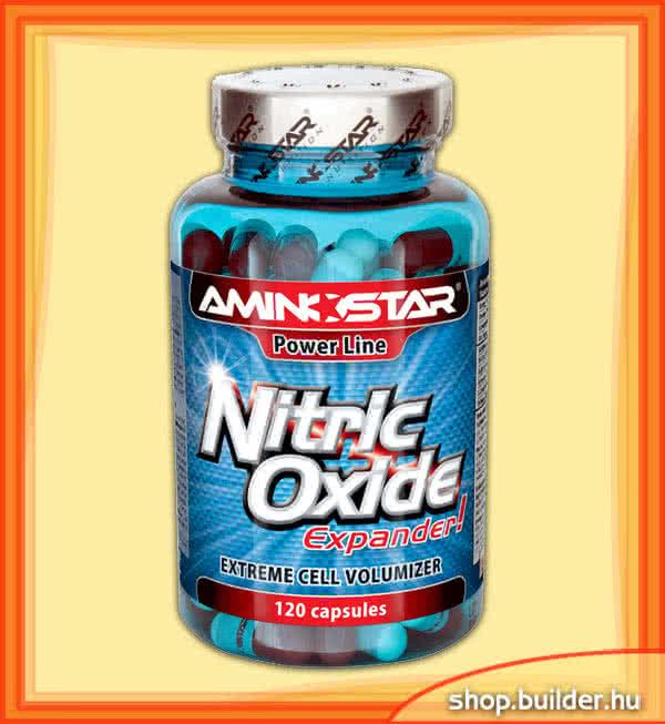 AminoStar Nitric Oxide Expander 120 kap.