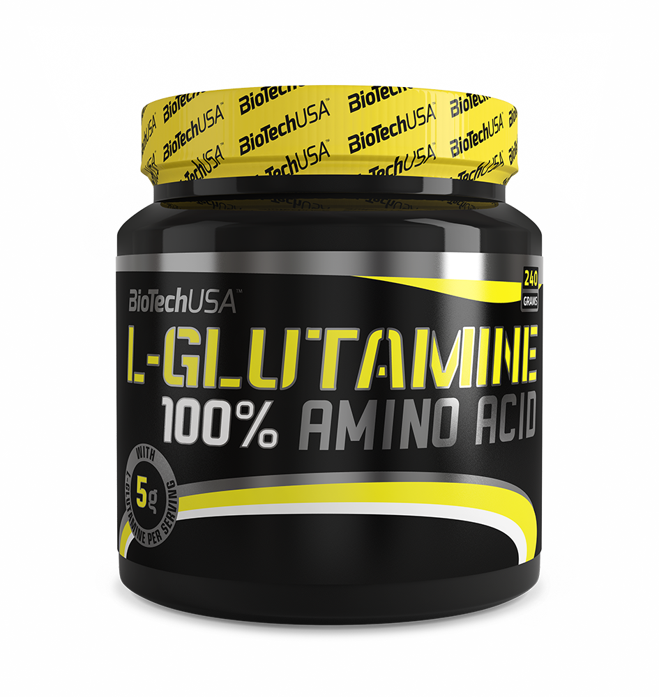 how to use l glutamine