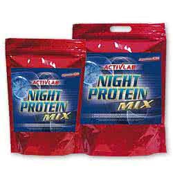 ActivLab Night Protein Mix ZeroCarb 2 kg