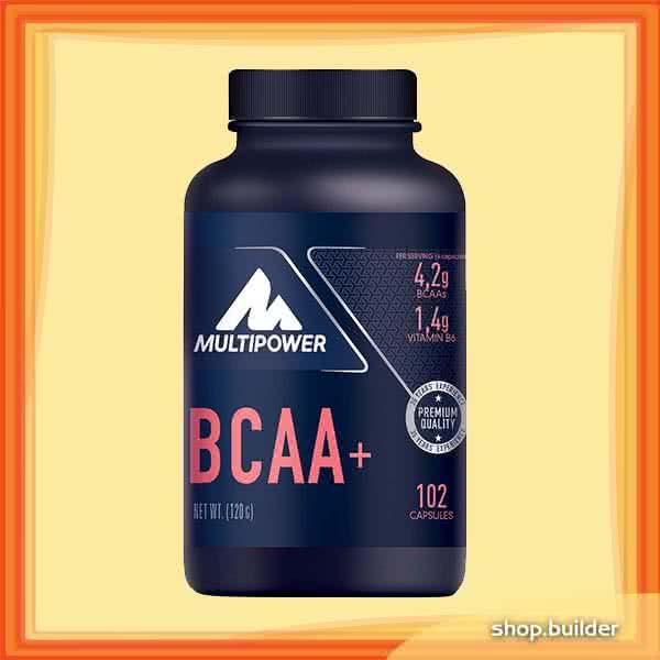 Multipower BCAA 102 kap.