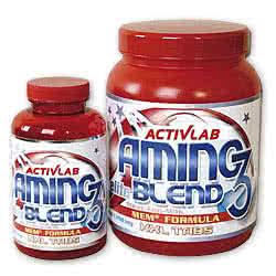 ActivLab Amino Blend 3 XXL 120 tab.