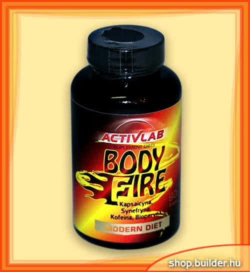 ActivLab Body Fire 90 kap.