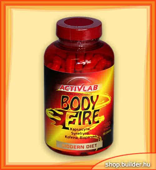 ActivLab Body Fire 180 kap.