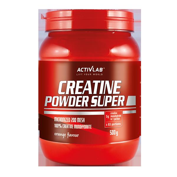 ActivLab Creatine Powder Super Plus 500 gr.