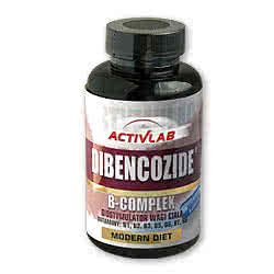ActivLab Dibencozide B-complex 100 kap.